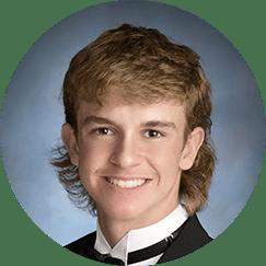 2021 Scholarship Recipient Cash - Harwell & Cook Orthodontics - Amarillo TX