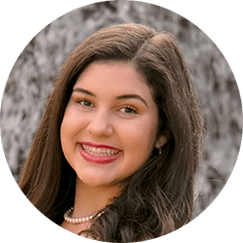 2021 Scholarship Recipient Kendall - Harwell & Cook Orthodontics - Amarillo TX